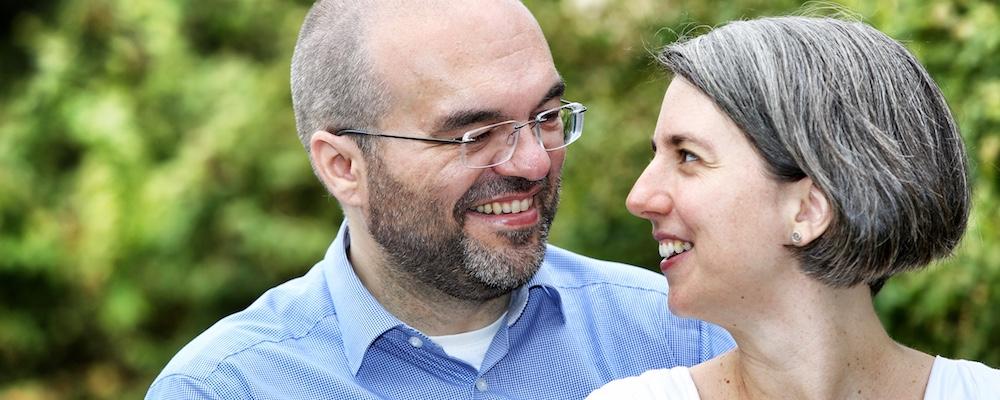 Andreas und Petra